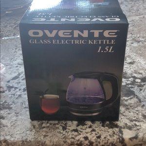Unused Ovente Electric Kettle